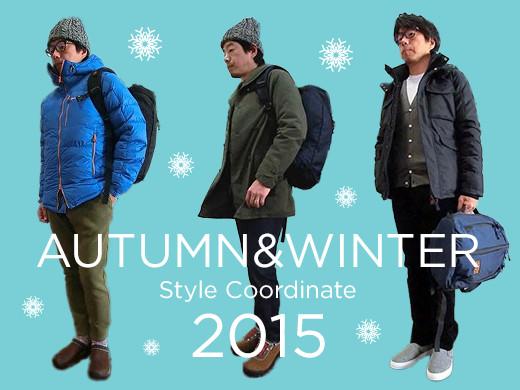 AUTUMN&WINTER Style Coordinate 2015